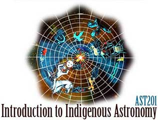 Introduction to Indigenous Astronomy Logo