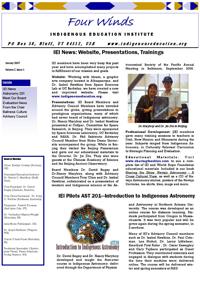 January 2007 IEI Newsletter